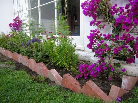 37 Garden Border Ideas To Dressing Up Your Landscape Edging – Sunscapes